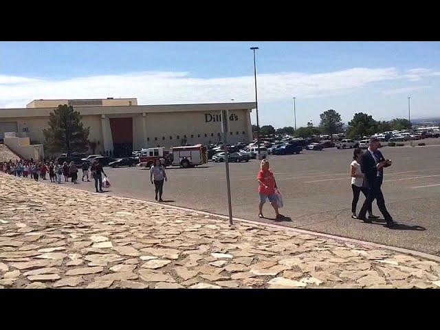 Стрельба в Техасе: 20 погибших