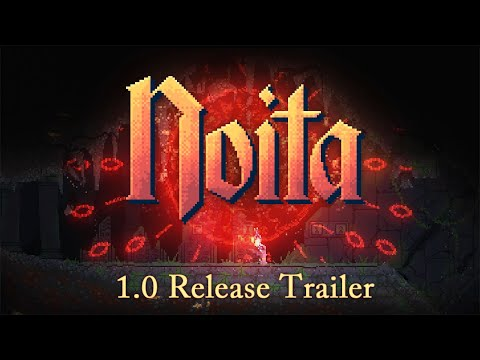Noita 1.0 Launch Trailer
