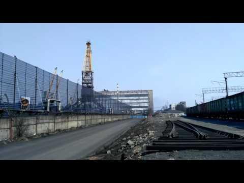 Уголь на Астафьева