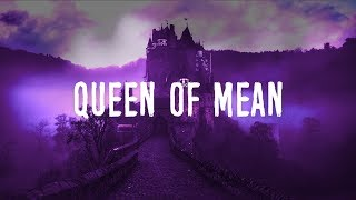 Queen of Mean (lyrics) Sarah Jeffery (Descendants 3 Songs Lyrics)