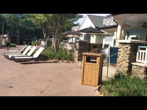 Saratoga Springs main pool area.