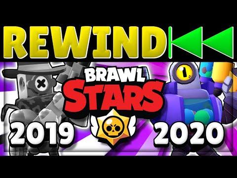 [2019] Brawl Stars Rewind - A LOT Has Changed in 1 Year! | Brawl Stars 1 Year Anniversary!