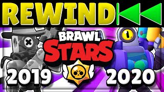 [2019] Brawl Stars Rewind - A LOT Has Changed in 1 Year! | Brawl Stars 1 Year Anniversary!