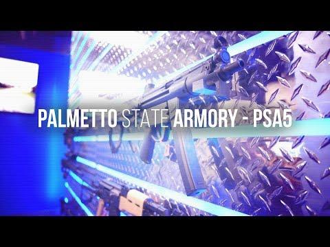 Palmetto State Armory Releases MP5 Clone: PSA5 | SHOT Show 2018