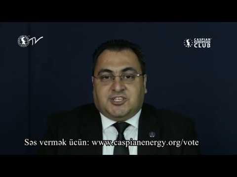 Telman Aliyev - First Deputy Chairman and CEO of Caspian European Club