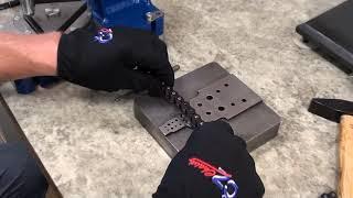 Скачать Dividing CZ 420 428 Chains