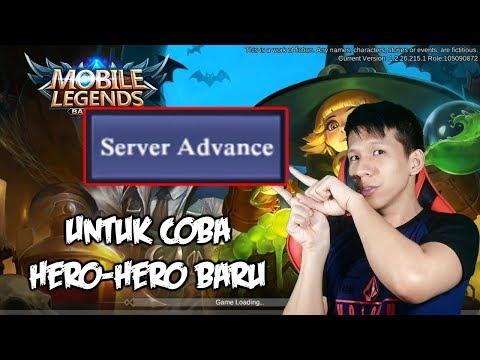 Cara Masuk Server Advance Mobile Legends - Mobile Legends Indonesia #19