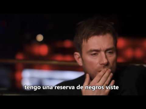 Damon Albarn habla sobre Hallelujah Money (sub español)