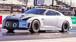 T1 GT-R Guns for GT-R World Record!