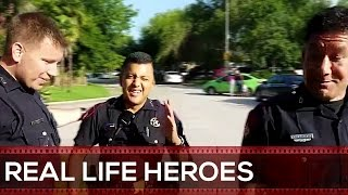 REAL LIFE HEROES 2016 Part 42 FAITH IN HUMANITY RESTORED