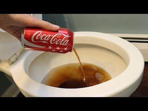 9 Eigenartige Anwendungen von Coca-Cola