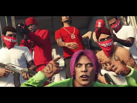 GTA5: 6IX9INE - GUMMO (OFFICIAL MUSIC VIDEO)