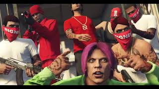 GTA5: 6IX9INE - GUMMO (OFFICIAL MUSIC VIDEO)
