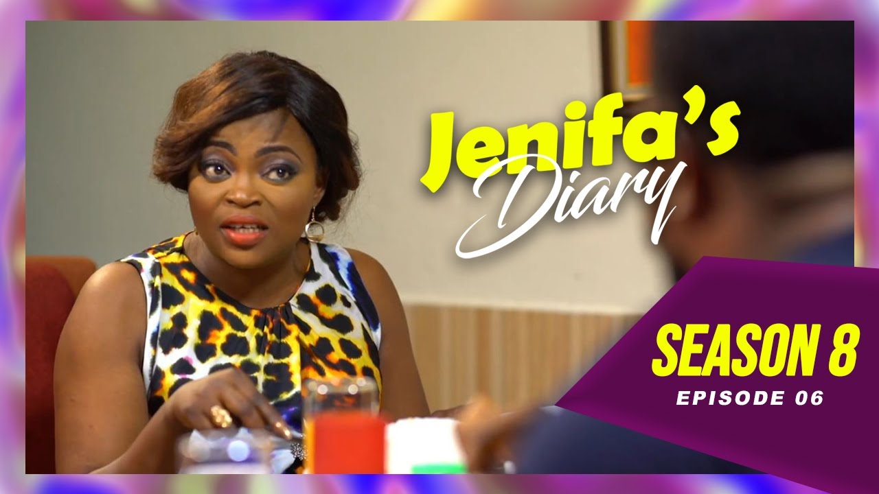 Download Jenifa's Diary S8EP6 - The Foreigner | ( JENIFA In LONDON)