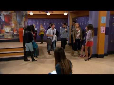 Caroline Sunshine & Sammi Hanratty Shake It Up S03E16