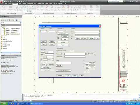 Autocad Electrical 2010 Part 1