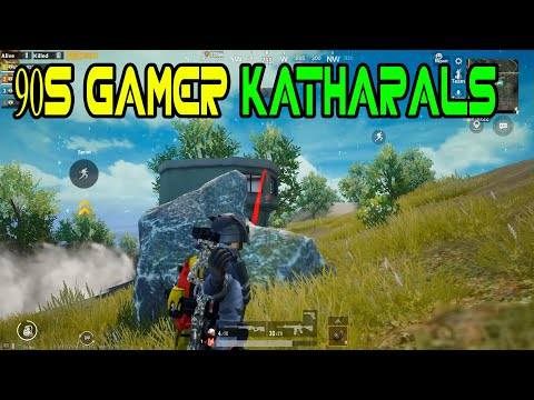 90s Gamer Died And Exit The Match || Fun With 90's Katharals In Pubg Mobile