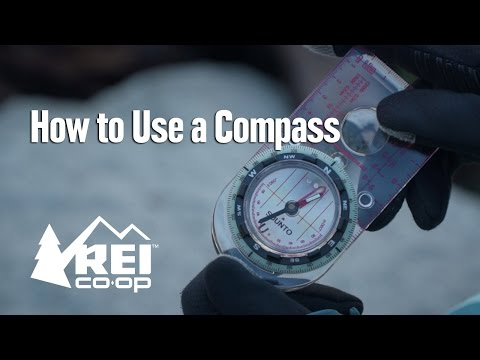 How To Use A Compass || REI