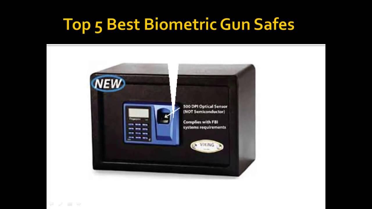 best biometric gun safes top 5 models u0026 reviews - Biometric Safe