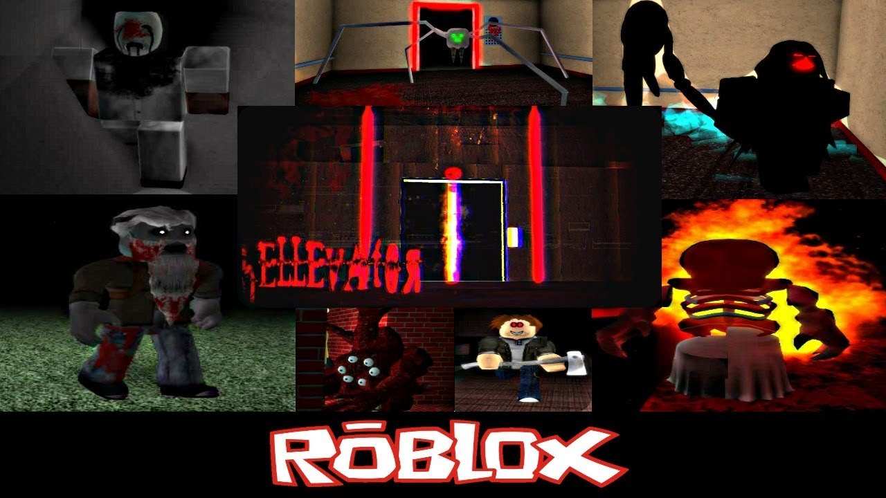 The Nightmare Elevator By Bigpower1017 Roblox Youtube - The Hellevator By Captainspinxs Roblox Video Smotret Onlajn