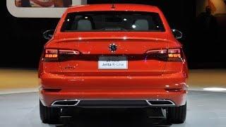 2019 Volkswagen Jetta Reveal