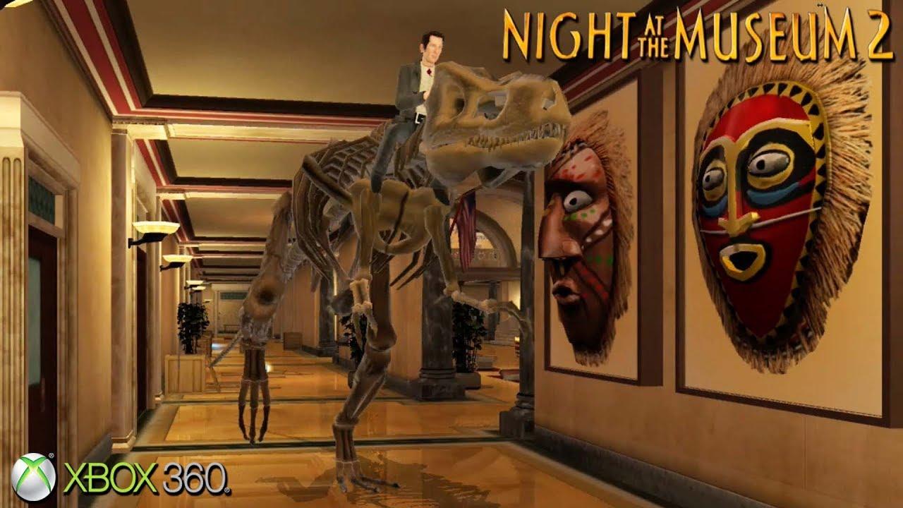 Night at the Museum 2 - The Video Game (EU)(M3)(EXiMiUS ...