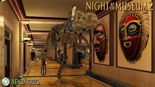 Night at the Museum 2 - Xbox 360 Gameplay (2009)
