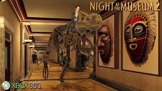 Night at the Museum 2 - Xbox 360 Gameplay (2009)