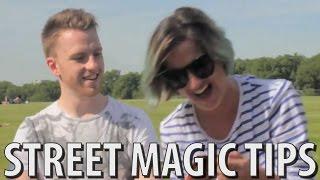 Street Magic Tips (ft. Steven Bridges) + GIVE-AWAY
