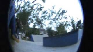 ramdhan kickflip bs tailslide