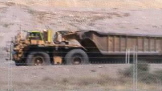 Repeat youtube video Australia Queensland Moranbah Peak Downs Coal Mine 2 of 8