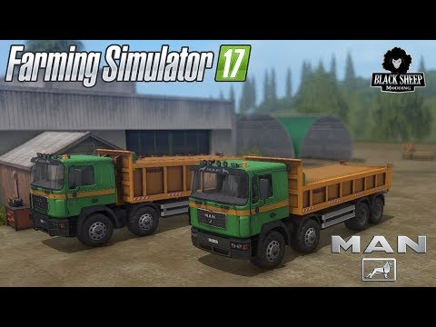 FS17 Pack MAN 37 403/ Joskin Cargo Preview PC/MAC, PS4, XB1