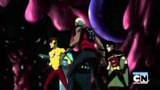 I Am Number Four Trailer [Young Justice Style]