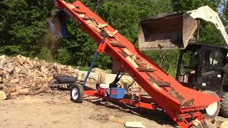 Eastonmade Firewood Conveyors 2019