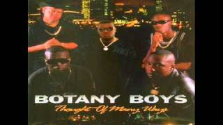 BOTANY BOYS feat. RONNIE SPENCER - Ups