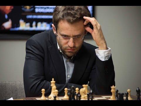Levon Aronian - Ian Nepomniachtchi, St. Louis 2017.