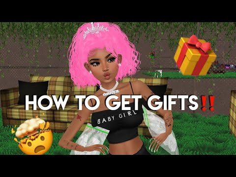 How To Get Gifts🎁‼️|| IMVU