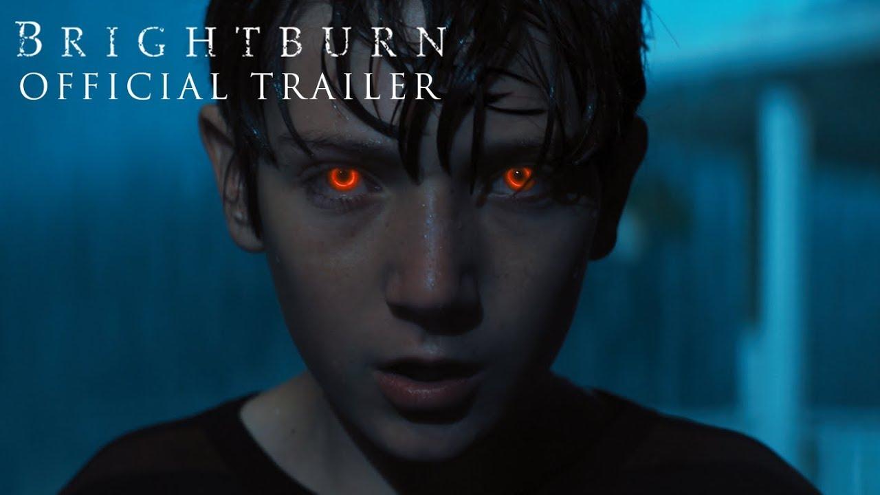 BRIGHTBURN - Official Trailer #2 (DK)