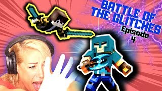 Download BATTLE OF THE GLITCHES 4 | PSYCHO GiRL Reaction to MC JAMS Mp3 and Videos