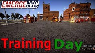 EmergeNYC Day .17 | Training Day | Fire Academy