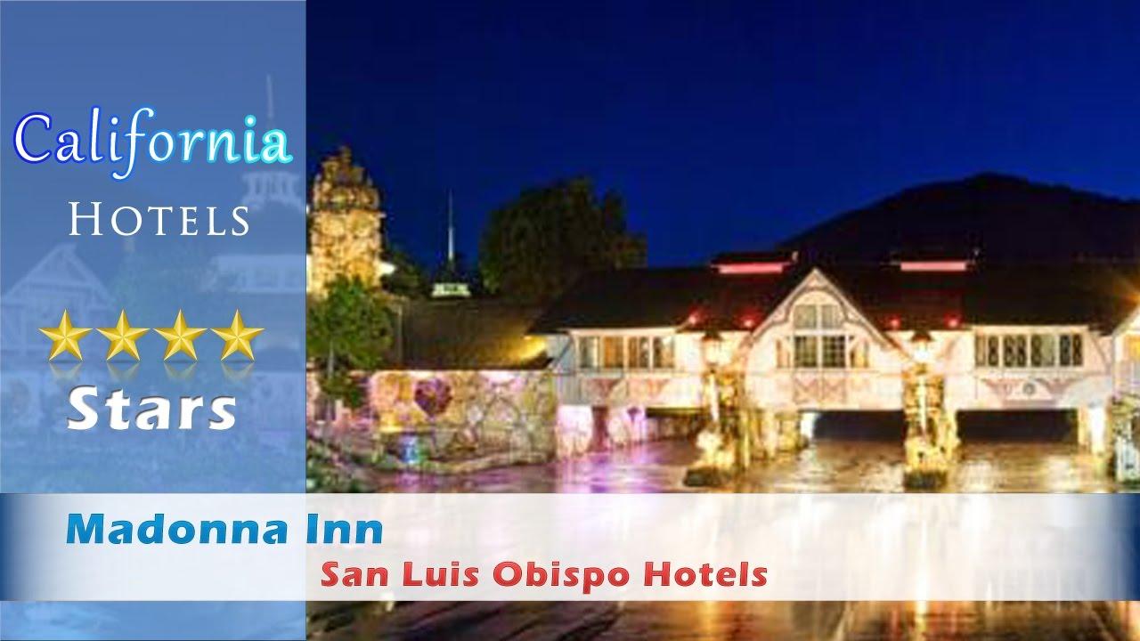 Madonna Inn - San Luis Obispo Hotels, California - YouTube