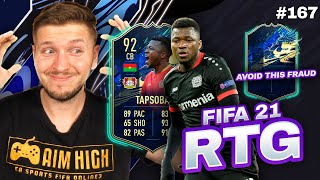 THE NEW SAVIOR HAS ARRIVED - TAPSOBA!! (BEST CHEAP DEFENDER) FIFA 21 ULTIMATE TEAM