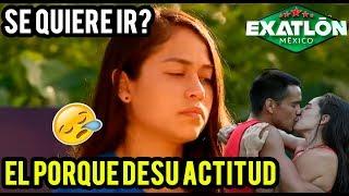 Evelyn YA NO QUIERE ESTAR EN Exatlón México? Avance 29 de Noviembre