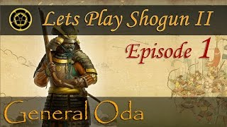 Welcome to our very first Shogun 2 Campaign! I'll be playing as the...
