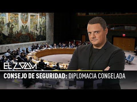 Consejo de Seguridad: Diplomacia congelada - El Zoom de RT