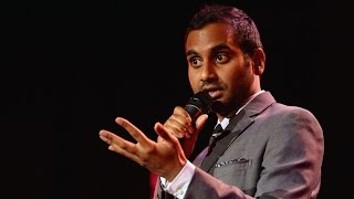 Video Aziz Ansari Declares His Feminism With a Jay-Z and Beyonce Reference download MP3, 3GP, MP4, WEBM, AVI, FLV Juli 2018