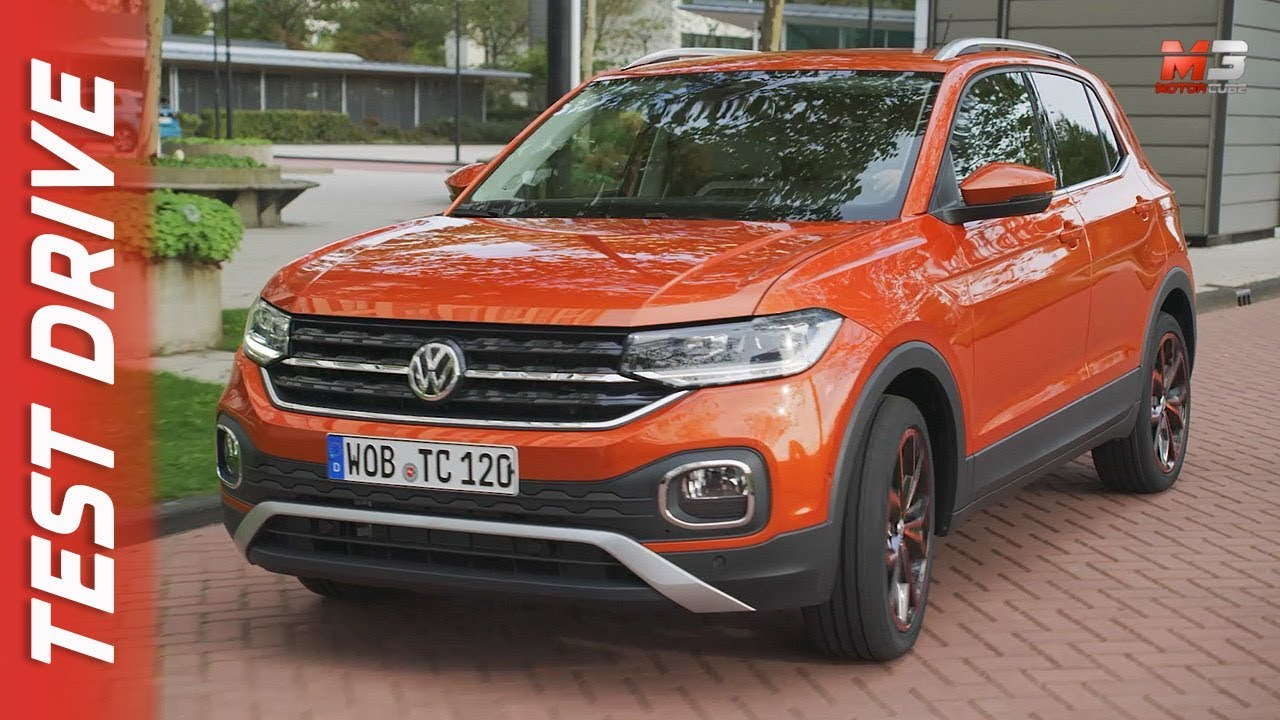 new volkswagen t cross 2019 first test drive youtube. Black Bedroom Furniture Sets. Home Design Ideas
