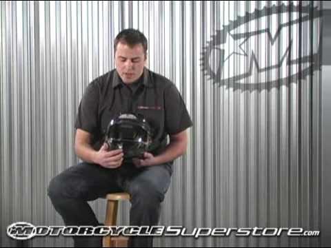 '09 Vemar Eclipse Carbon Helmet