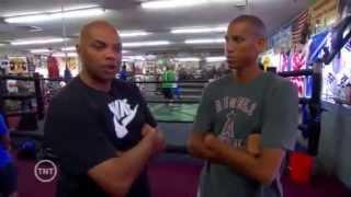 NBA Charles Bakley & Reggie Miler Vs Manny Pacquiao | Manny Pacquiao Traning | Manny Pacuiao Videos
