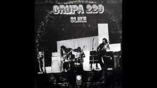 ČOVJEK-BUBANJ - GRUPA 220 (1975)
